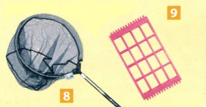 2. Ловля плотвы маховой удочкой